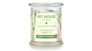 odor-eliminating pet candle