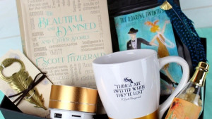 coffee and book monthly subscription box for moms who love to read