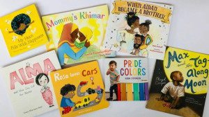 monthly book delivery of diverse children's books