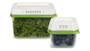 food containers that can regulate airflow and keep produce fresh