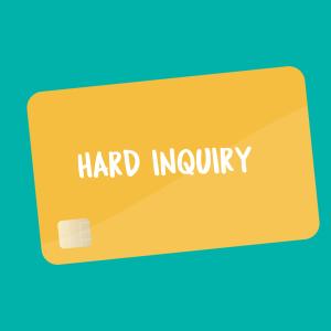 hard inquiry flashcard