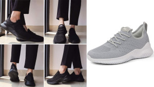 lightweight and flexible everyday sneakers