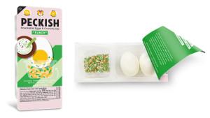 Peckish eggs
