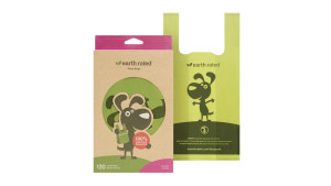 compostable dog poop bags with handles