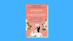 """""""Mergers and Acquisitions"""" by Cate Doty"""