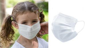 disposable face masks for kids