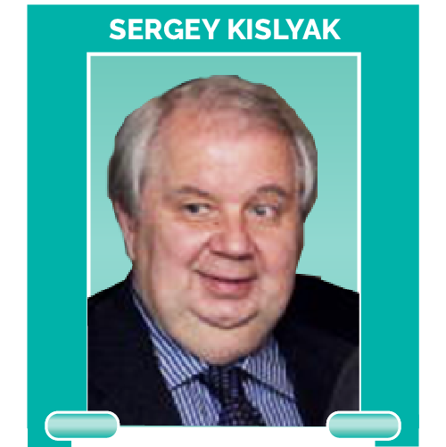 Sergey Kislyak is a former Russian ambassador to the US