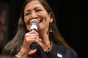 Secretary of the Interior nominee Deb Haaland