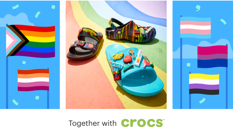 Skimm Your Life x Crocs