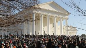 Virginia rally