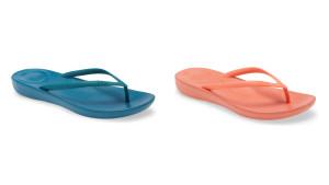 micro-bubble foam flip-flop
