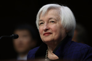 Treasury secretary nominee Janet Yellen