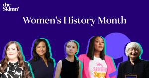 theSkimm Partners With Hulu on Women's History Month Campaign