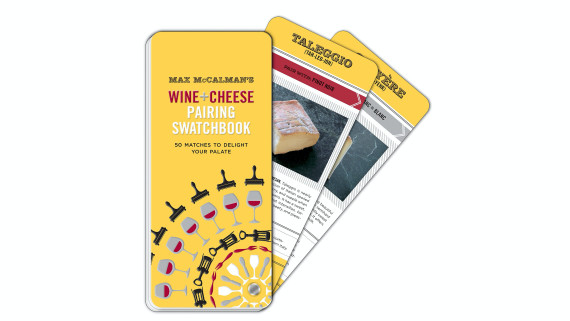 book about best wine and cheese pairings