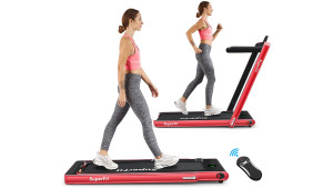 folding treadmill for small spaces