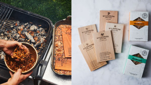 barbecue grill chips for smoking provides ton of flavor