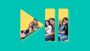 """""""Friends"""" cast"""