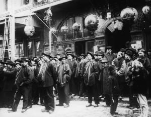 San Francisco Plague 1900