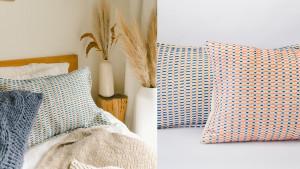 reversible pillow