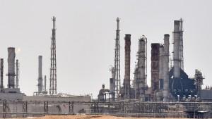 Saudi Aramco facility