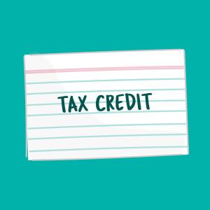 Tax Credit FSL card
