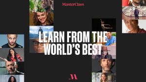 MasterClass subscription
