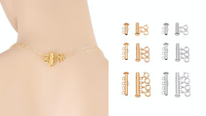 necklace clasp so you can layer necklaces without them tangling