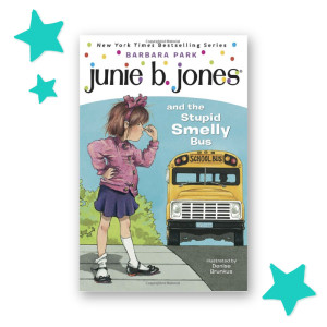 """The Junie B. Jones Series"" by Barbara Park"