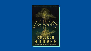"""""""Verity"""" by Colleen Hoover"""