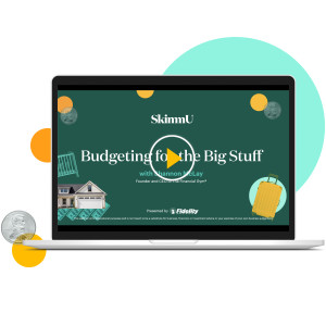 SkimmU: Budgeting for the Big Stuff Post Course Laptop