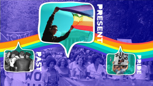 Pride timeline: past, present, pride