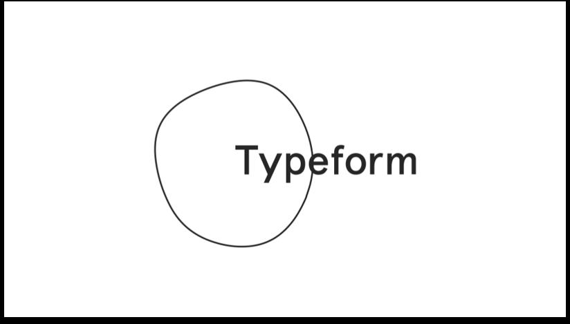 Typeform Logo - Employee Engagement Software