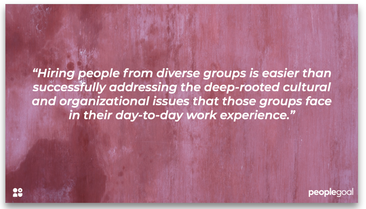 benefits of diversity and inclusion in the workplace