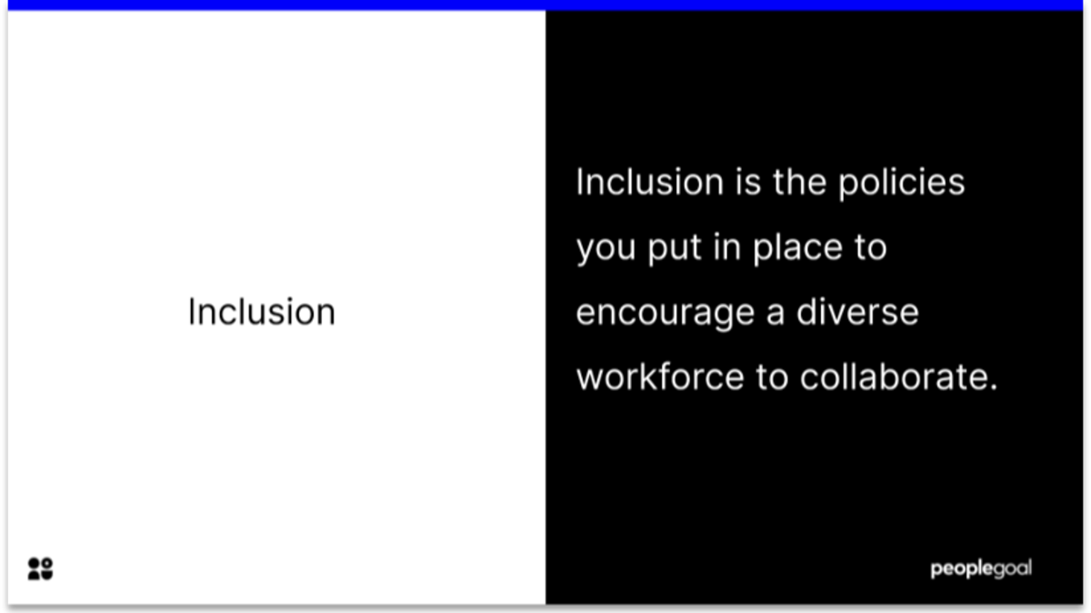 What is inclusion? Diversity and inclusion guide