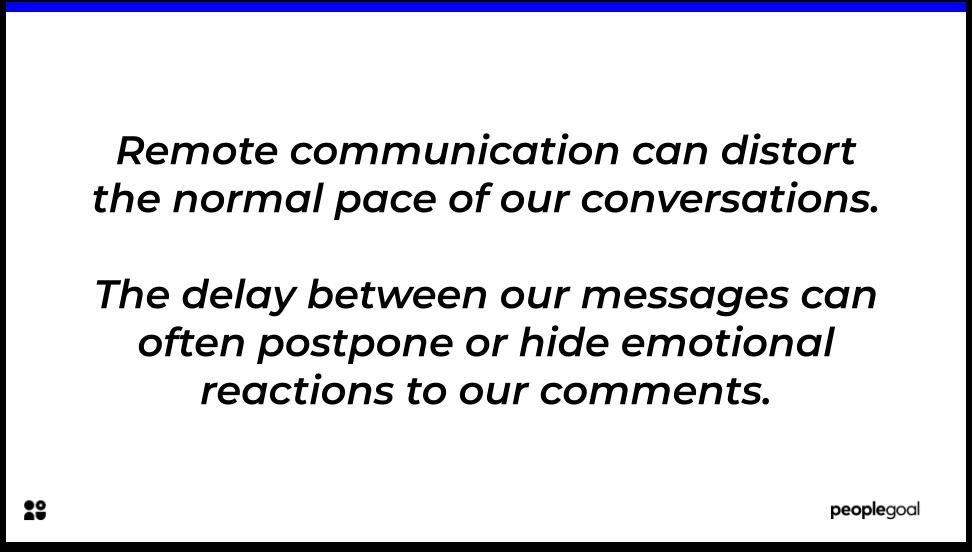 task management - disruption of remote communication