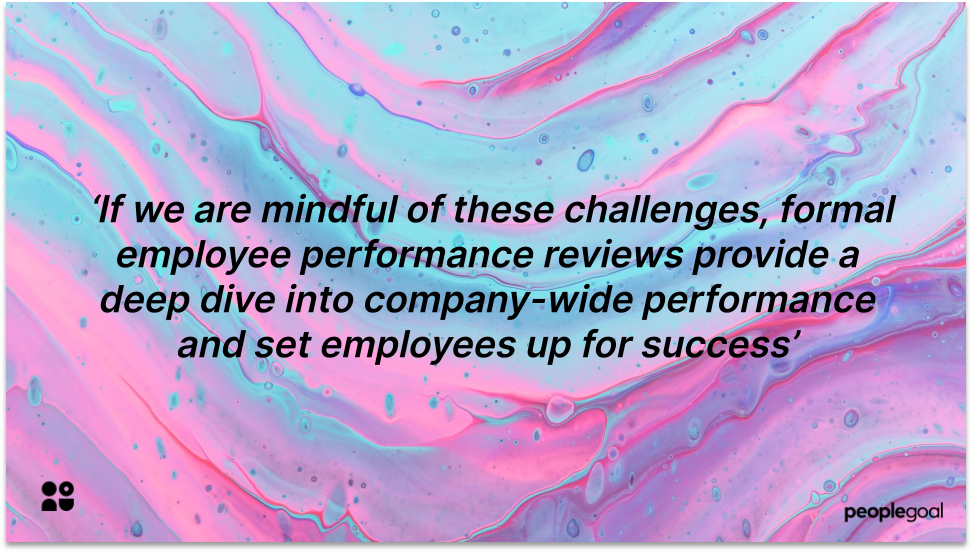 Remote performance reviews - how to make them work