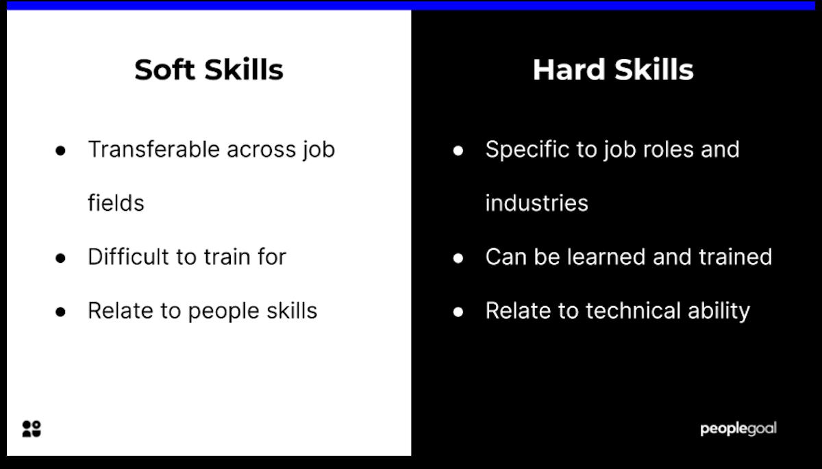 soft skills hard skills peoplegoal