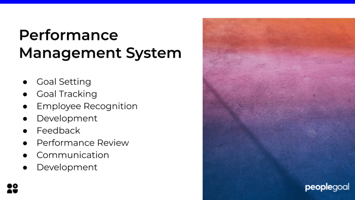 How can performance management systems promote self-management in your organization?