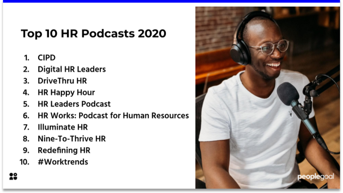 top 10 hr podcasts top 10