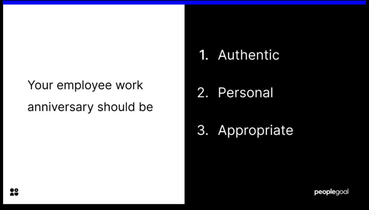 celebrating employee work anniversary key advice
