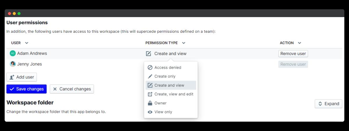 company culture survey - add user