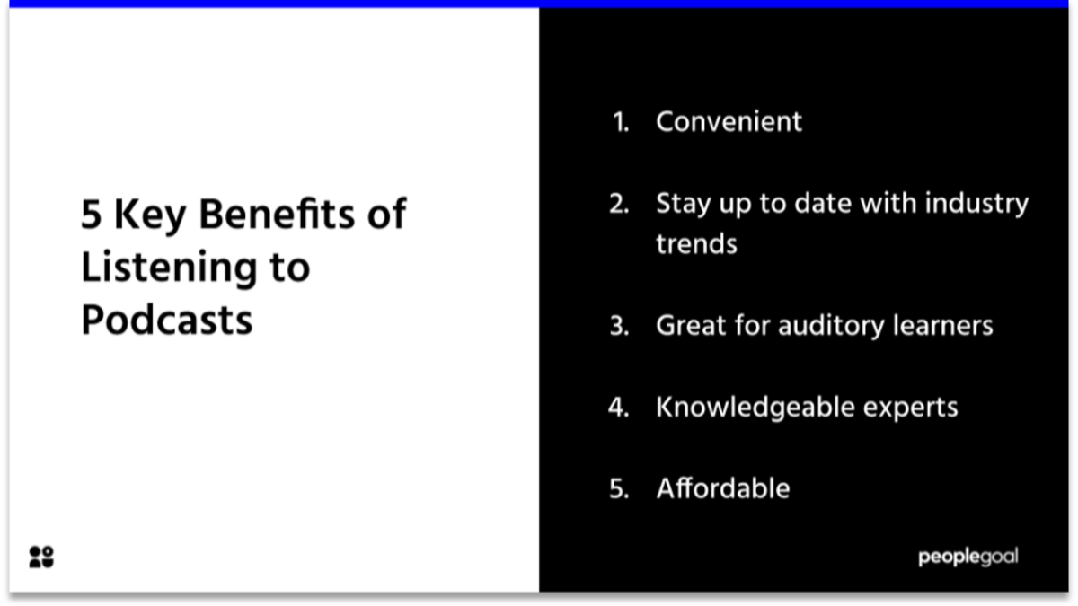 top 10 hr podcasts 5 key benefits of listening to hr podcasts