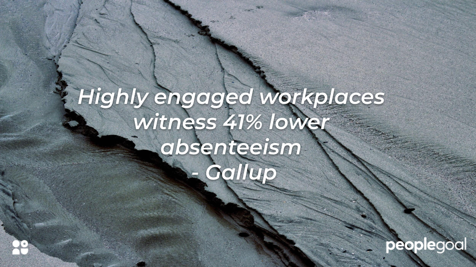 Gallup on Absenteeism