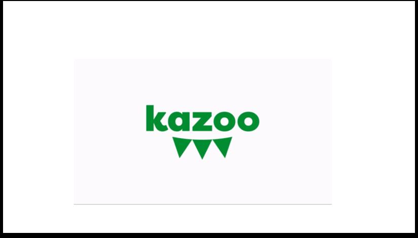 Kazoo logo employee engagement software