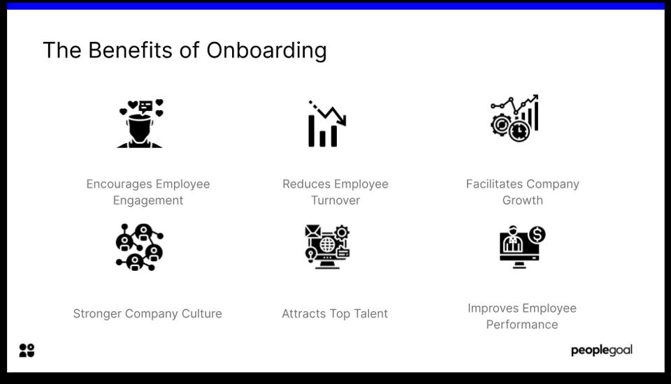 Benefits of Onboarding