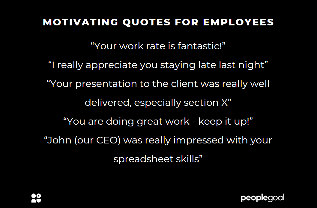 motivating quotes for employees