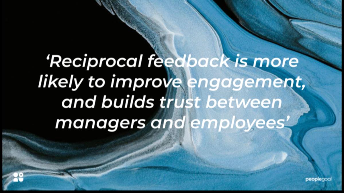Feedback for Positive Employee Relations