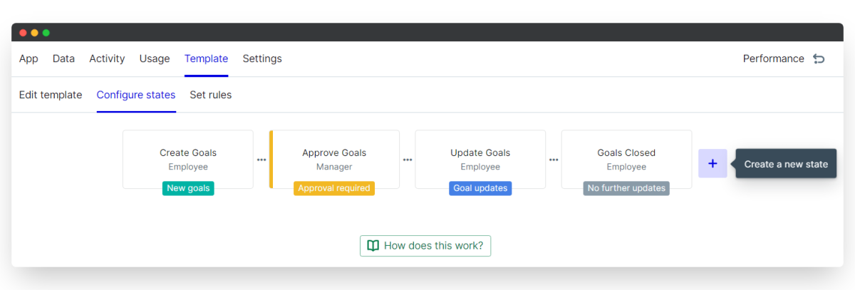 smart goals - add state