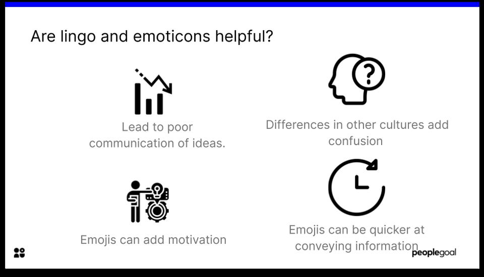 workplace communication - emoji
