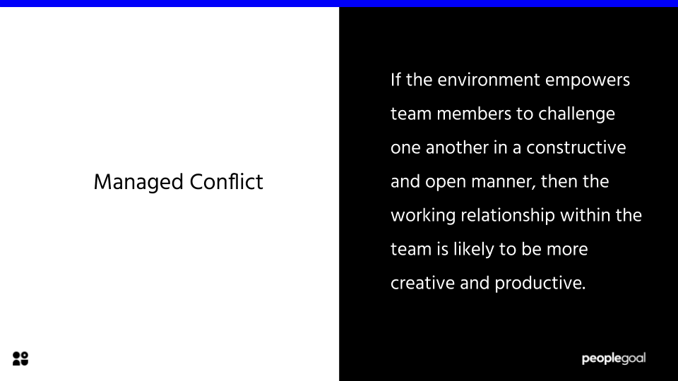managed conflict
